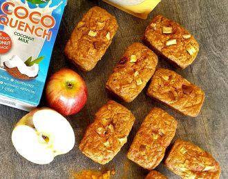 Golden Delicious Apple Diabetic Cake (GF) (V)