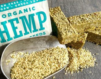 Super-Seeded Hemp Bar (V)
